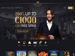 Play Split Aces Casino Now