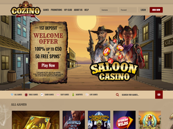 Play Cozino Now