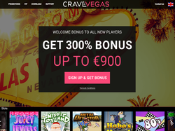 Play Crave Vegas Now