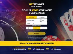 Play BetWinner Casino Now