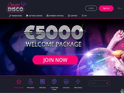 Play CasinoDisco Now