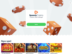 Play Speedy Casino Now
