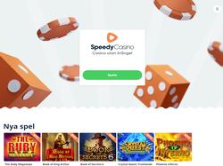 Play Speedy Casino Now