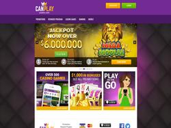Play CanPlay Casino Now