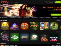 Play Casino777.es Now