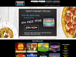 Play TakeAway Slots Now