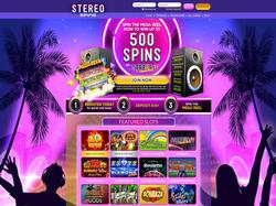 Play Stereo Spins Now