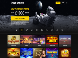 Play Justcasino Now