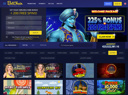 Play BetChain Lottery Now