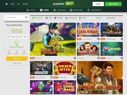Play CampoBet Casino Now