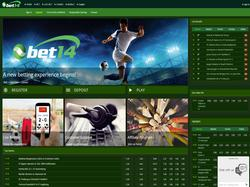 Play Bet14 Now