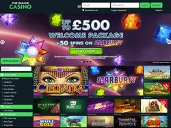 Play The Online Casino Now