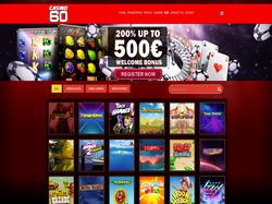 Play Casino60 Now