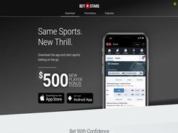 Play BetStars New Jersey Now