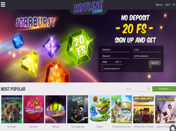 Play Hotline Casino Now