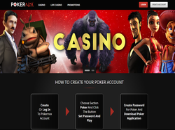 Play Pokernox Now
