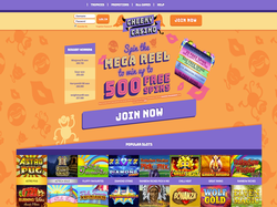 Play Cheeky Casino Now