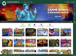 Play CasinoSolverde Now