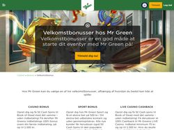 Play Mr Green Denmark Now