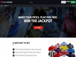 Play Sports Jackpots Europe Now