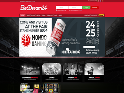 Play BetDream24 Now