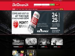 Play BetDream24 Now