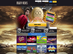 Play Mighty Riches Now