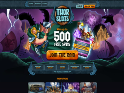 Play Thor Slots Now