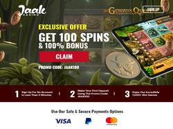 Play Jaak Casino Now