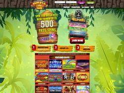Play Jungle Reels Now