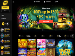 Play Zet Casino Now