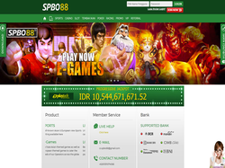 Play Spbo88 Now