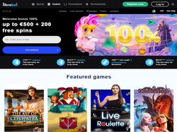 Play LibraBet Casino Now