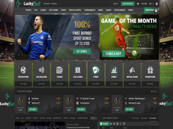 Play Luckybet Now