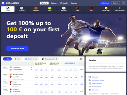 Play Betmaster Now