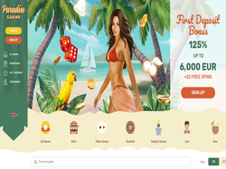 Play Paradise Casino Now