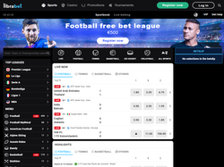 Play LibraBet Sports Now