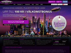 Play JackpotCity Casino Sweden Now