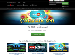 Play PokerStars Sweden Now