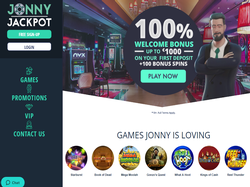 Play JonnyJackpot Now