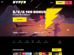 Play Hyper Casino Now