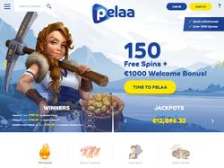Play Pelaa Casino Now