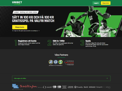 Play Unibet - Sweden Now