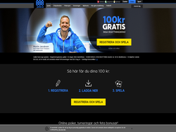 Play 888 Poker Sweden Now