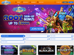 Play Big Spin Casino Now