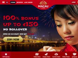 Play Macau Casino Now