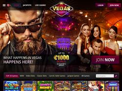 Play Vegas Kasino Now