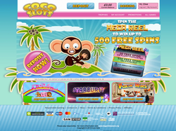 Play Coco Slots Now