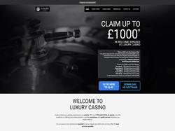 Play Luxury Casino UK Now