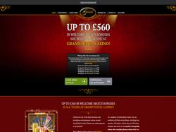 Play Grand Hotel Casino UK Now